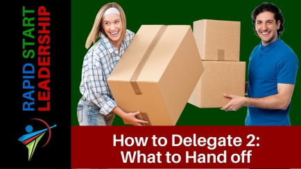 What to Delegate