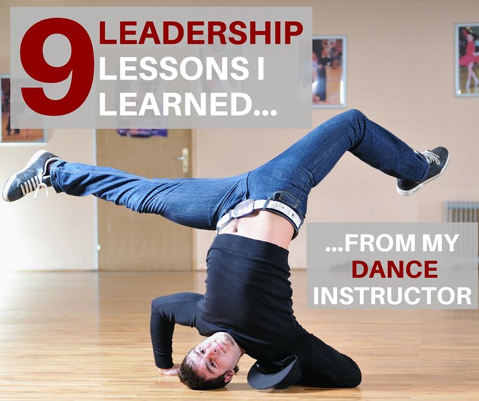 9 Leadership LessonsI Learned 3