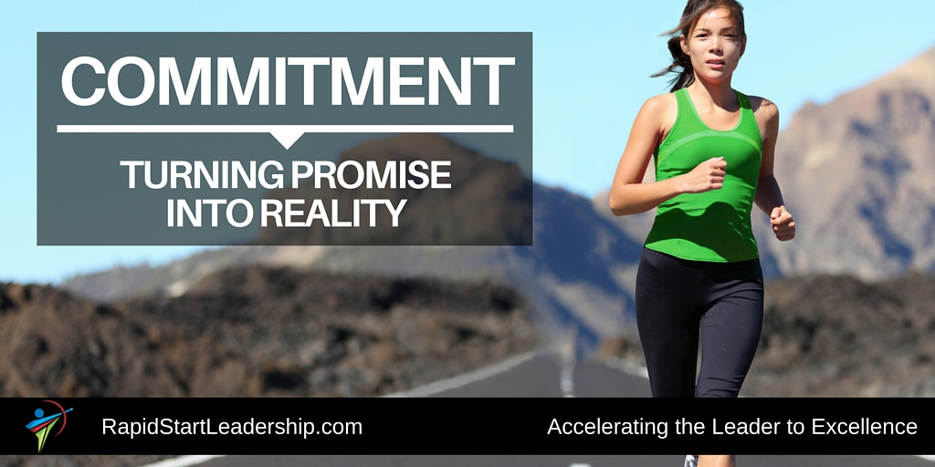 18 Commitment Quotes - Turning Promise into Reality