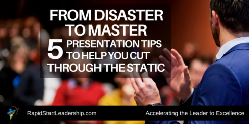 5 Presentation Tips