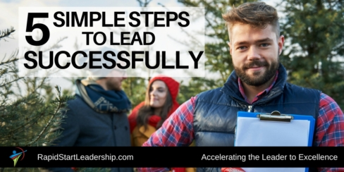 5 Simple Steps to Lead Successfully